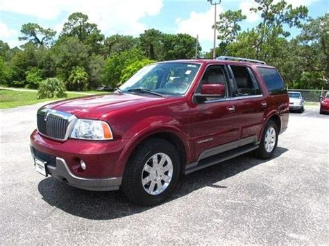 how to sell used cars 2004 lincoln navigator lane departure warning sell used 2004 lincoln navigator 4wd 352 428 0847 in spring hill florida united states