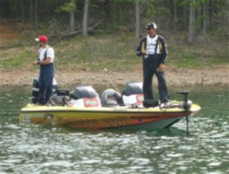 table rock lake crappie beds class fishing branson mo