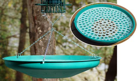 wild bird feeders seed saucer seed catcher