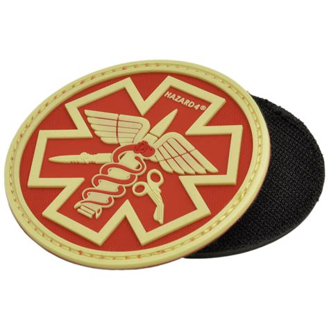 Patch Rubber Patch Rescue Airsoft hazard 4 3d morale patches are back at 1st