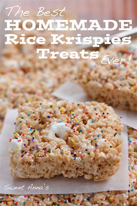 best treats the best rice krispies treats sweet s