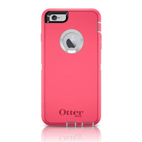 Otterbox Defender Iphone 6 Plus Casing otterbox defender iphone 6 plus 5 5 quot holster neon pink oem original ebay