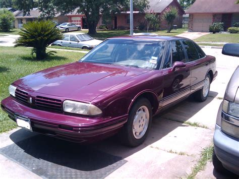books about how cars work 1995 oldsmobile 88 electronic toll collection emilio cbv s 1995 oldsmobile 88 in houston tx