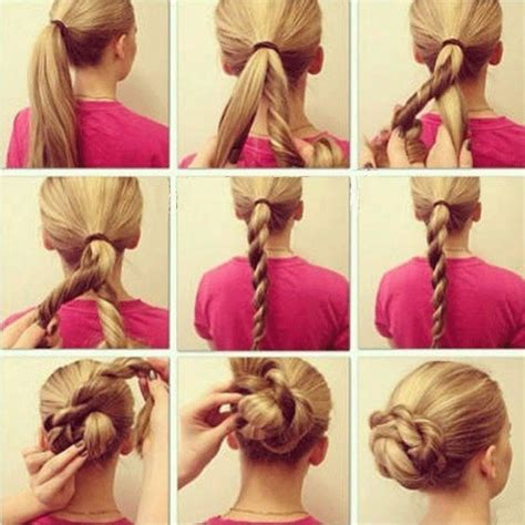 easy updo hairstyle tutorial for 14 pretty hairstyle tutorials for 2015 styles weekly