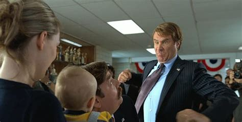 marty huggins pugs review mr ferrell goes to washington in the caign tinsel