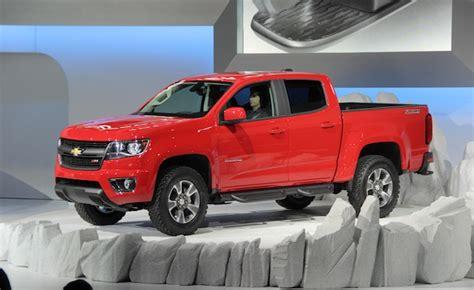 2015 Chevy Colorado Diesel by 2015 Chevy Colorado Reignites Midsize Trucks With Diesel