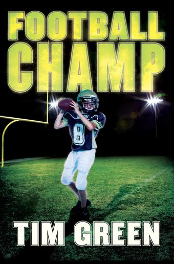 football picture books tim green football ch