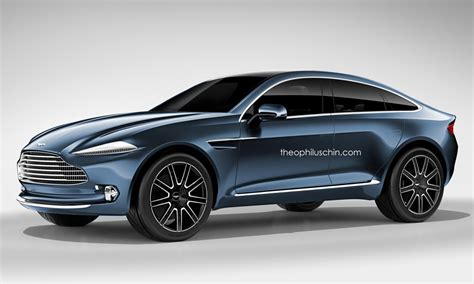 Four Door Aston Martin by Four Door Aston Martin Dbx Looks Ready To Challenge The