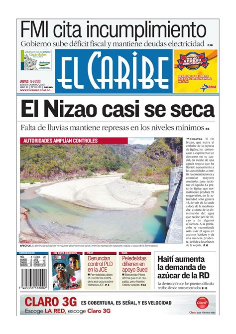 el cronometro b1 edicion el caribe edici 243 n impresa by multimedios del caribe issuu