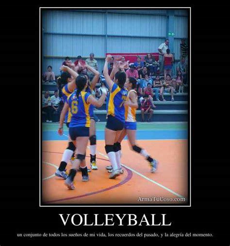 imagenes motivacionales de voleibol frases de voley imagui
