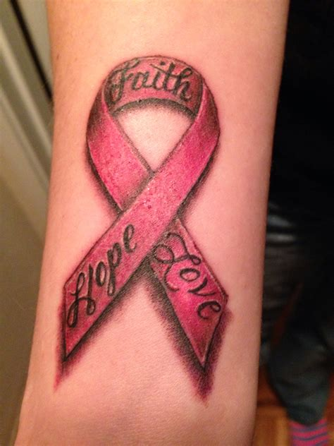 pink ribbon tattoo designs pictures cancer ribbon tattoos designs ideas to give support to the