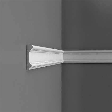zierleisten wand dx121 large plain dado rail wm boyle interior finishes