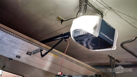 Tips For Replacing A Garage Door Opener Yea Dads Home Replace A Garage Door Opener