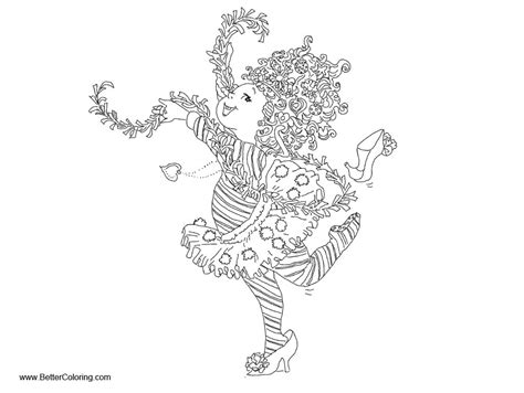 fancy nancy coloring pages fancy nancy coloring pages free printable