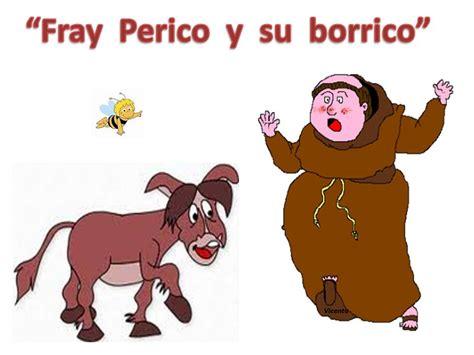 fray perico y su 8467589280 fray perico y su borrico
