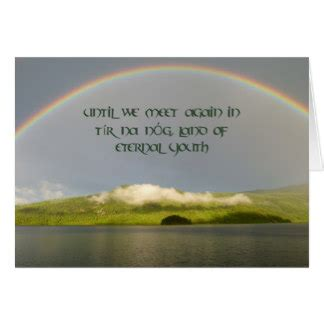 celtic funeral card free templates sympathy cards greeting photo cards zazzle