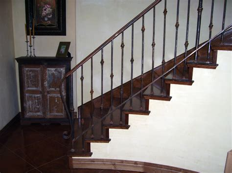 interior iron railing systems salt lake city by
