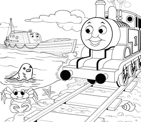 thomas friends coloring pages az coloring pages