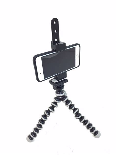 glide gear syl 1 smartphone holder tripod mount adapter iphone samsung mobile ebay