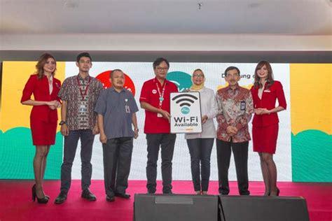airasia rokki airasia luncurkan layanan wifi dalam penerbangan vakansi co