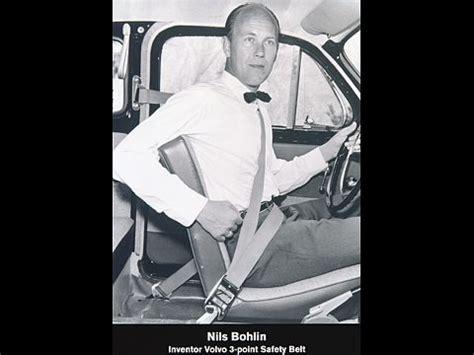 volvos  point safety belt turns