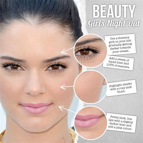 kylie jenner makeup tutorial natural kendall jenner makeup tutorial natural mugeek vidalondon