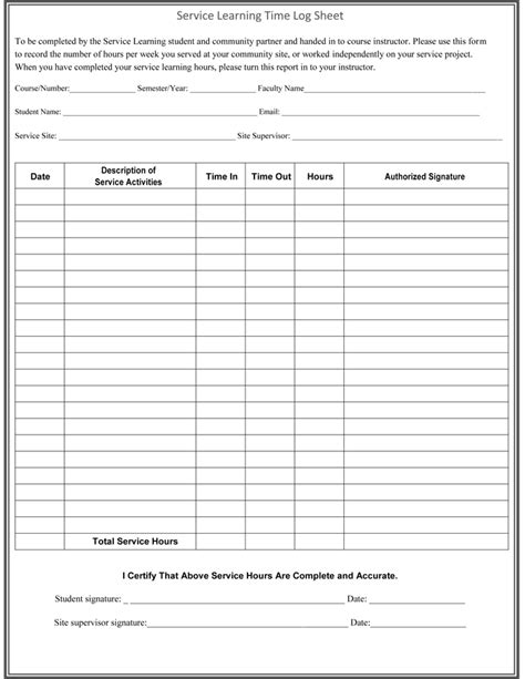 excel log sheet template 5 plus log sheet templates for microsoft 174 word and excel 174