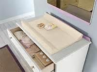 cassettiere per neonati cameretta neonato con fasciatoio lettino trasportabile