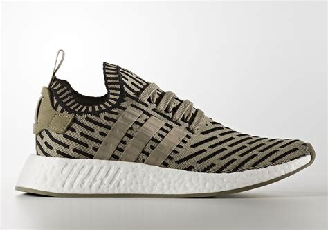 Adidas Nmd R2 Pk Olive Black adidas nmd r2 official images and release date
