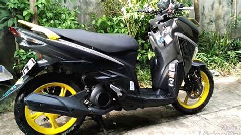 Modifikasi Mio New Soul Gt by Modifikasi Motor Mio Soul Gt 125 Automotivegarage Org