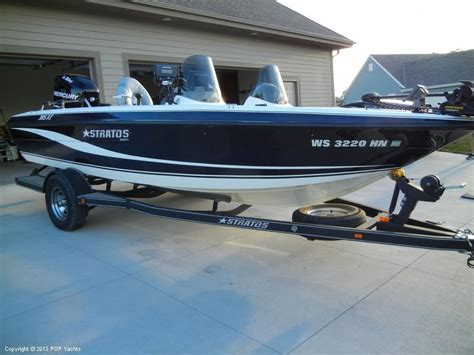 stratos walleye boats for sale 2008 stratos 385xf walleye boat photo 3