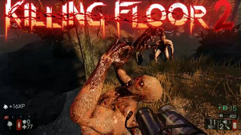 killing floor 2 co op firebug gameplay burn it down youtube