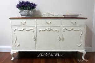 Dark Grey Sideboard Lilyfield Life Mix Tint Colour Annie Sloan Chalk Paint
