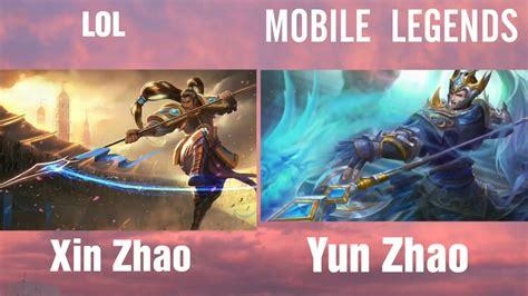 league  legends  mobile legends youtube