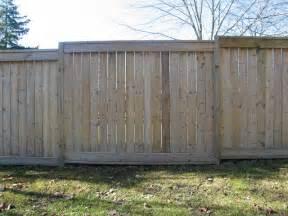 backyard fence custom fences brton bolton caledon milton woodbridge
