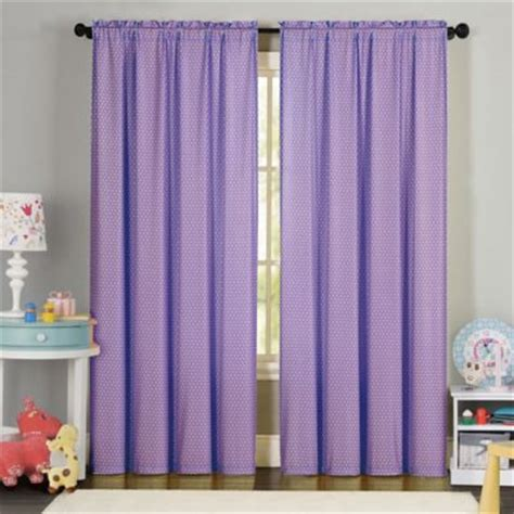 bed bath and beyond purple curtains buy purple curtains from bed bath beyond