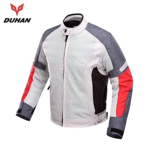 motorcycle protective jackets duhan summer motorcycle protective jacket protector