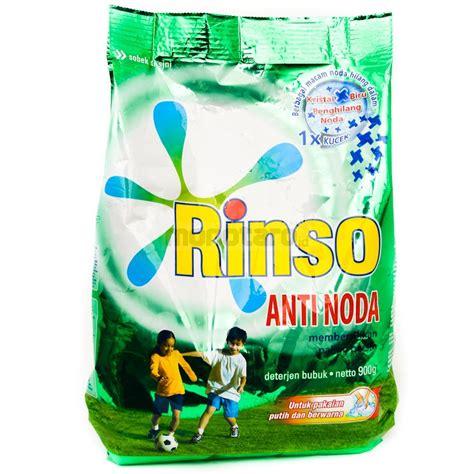Rinso Bbk 1 8 Anti Noda jual rinso anti noda detergent 900g 1pc berkualitas di deterjen monotaro id