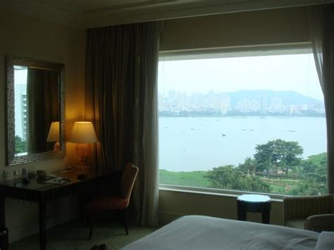 mumbai hotel with pools in every room the swimming pool overlooking the lake picture of renaissance mumbai convention centre hotel