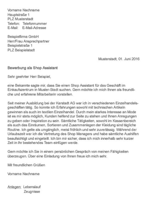 Bewerbungsschreiben F R Verk Uferin Quereinsteiger bewerbung gt ausbildung als verk 228 ufer