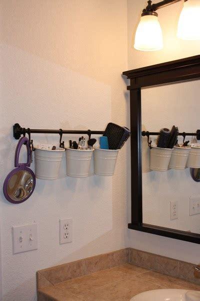 hanging bathroom storage hanging bathroom storage oh so crafty pinterest