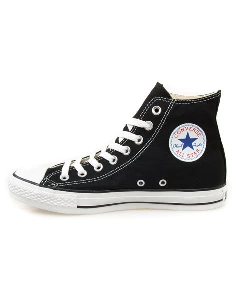 black converse shoes converse all hi shoes black converse from iconsume uk