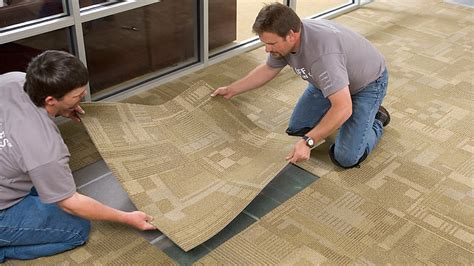 Carpet Tile Installation Carpet Tile Installation Cost Carpets Dubai