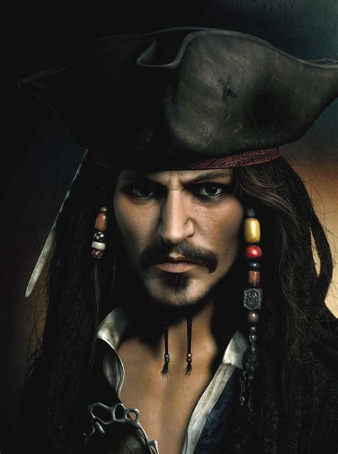 oh captain my captain johnny depp as jack sparrow captain jack sparrow by jprart on deviantart