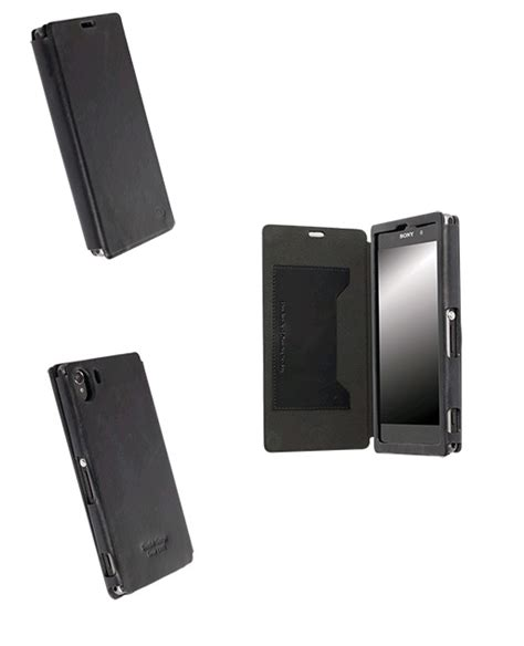 Sale Krusell Kiruna Flipcover For Sony Xperia Z2 Black 2003 price comparison for electronic and fashion at anytime in