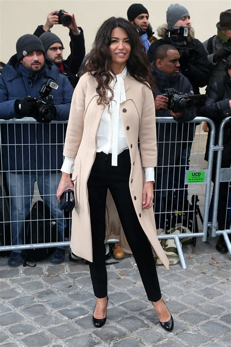 Top Model Sightings At Fashion Week by Afef Jnifen In Sightings Day Two