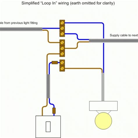 how to wire a pull cord light switch diagram wiring