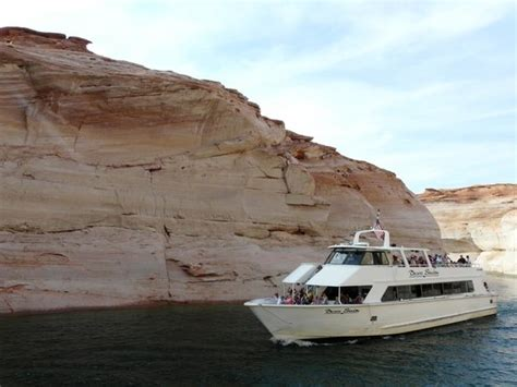 lake powell canyon boat tours antelope canyon foto di lake powell boat tours page