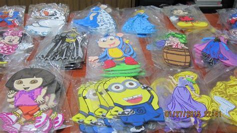 figuras foamy fomi excelentes para decorar infantiles