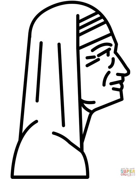 mother teresa coloring page coloring page for kids